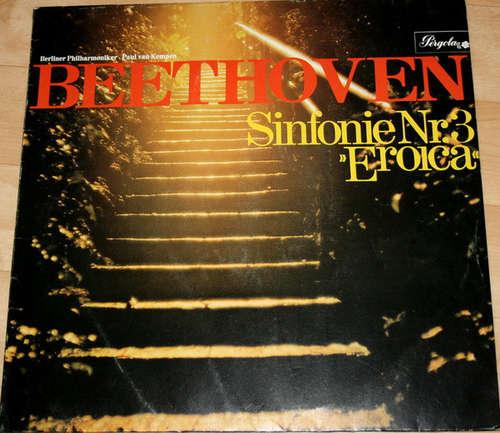 Bild Beethoven* / Berliner Philharmoniker / Paul van Kempen - Sinfonie Nr 3 Es-dur, Op. 55  Eroica (LP, Album) Schallplatten Ankauf