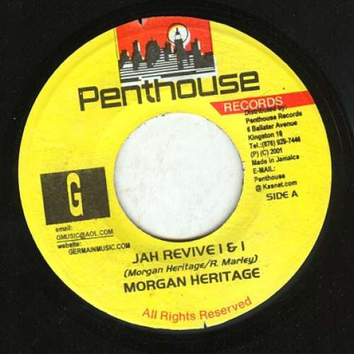 Bild Morgan Heritage - Jah Revive I & I (7) Schallplatten Ankauf