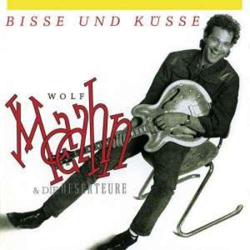 Bild Wolf Maahn & Die Deserteure - Bisse Und Küsse (LP, RE, RM) Schallplatten Ankauf