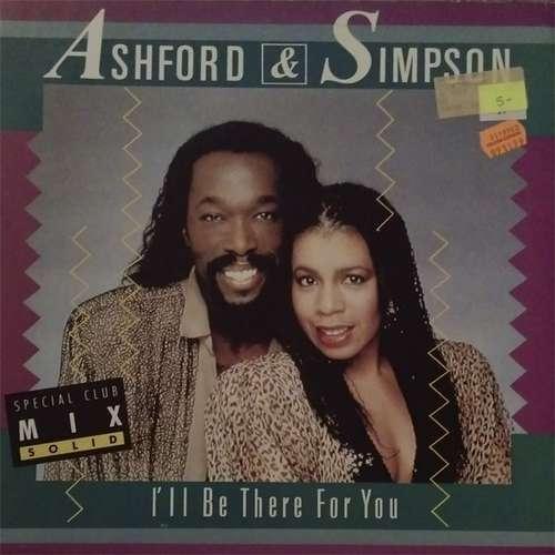 Bild Ashford & Simpson - I'll Be There For You (12, Maxi) Schallplatten Ankauf