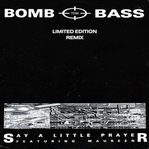 Bild Bomb The Bass Featuring Maureen* - Say A Little Prayer (Limited Edition Remix) (12) Schallplatten Ankauf