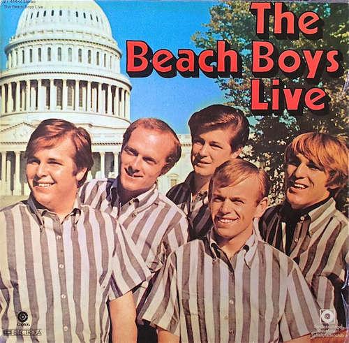 Bild The Beach Boys - Live (LP, Album, Club, RE) Schallplatten Ankauf