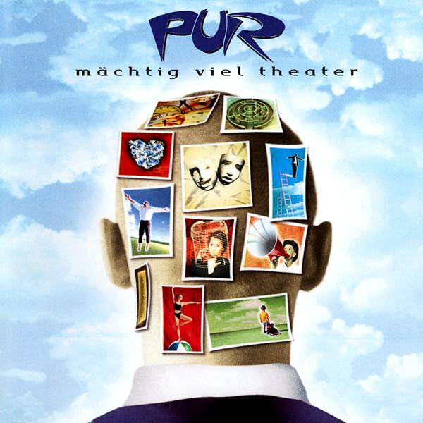 Bild Pur - Mächtig Viel Theater (CD, Album) Schallplatten Ankauf