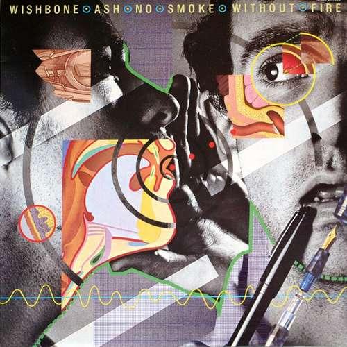 Cover Wishbone Ash - No Smoke Without Fire (LP, Album) Schallplatten Ankauf