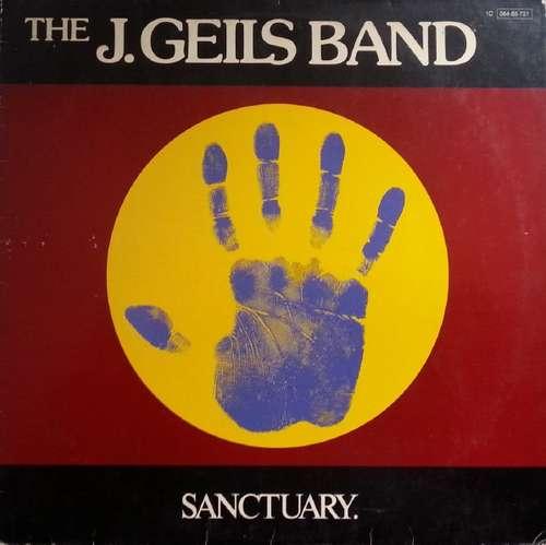 Cover The J. Geils Band - Sanctuary. (LP, Album) Schallplatten Ankauf