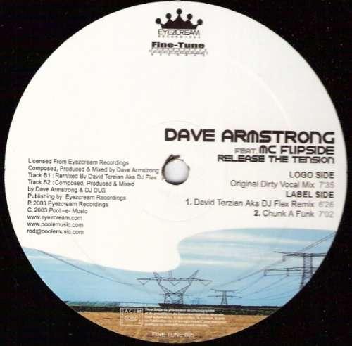 Bild Dave Armstrong Feat. MC Flipside - Release The Tension (12) Schallplatten Ankauf