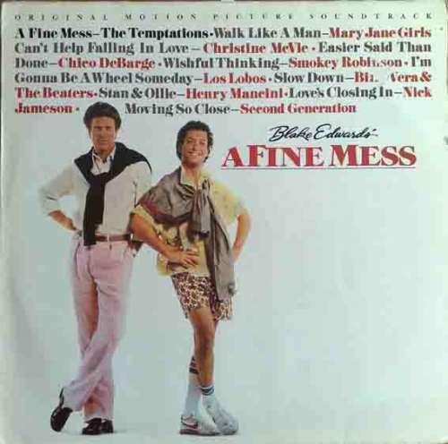 Bild Various - A Fine Mess (Original Motion Picture Soundtrack) (LP, Album, Comp) Schallplatten Ankauf