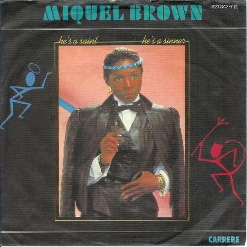 Bild Miquel Brown - He's A Saint, He's A Sinner (7) Schallplatten Ankauf