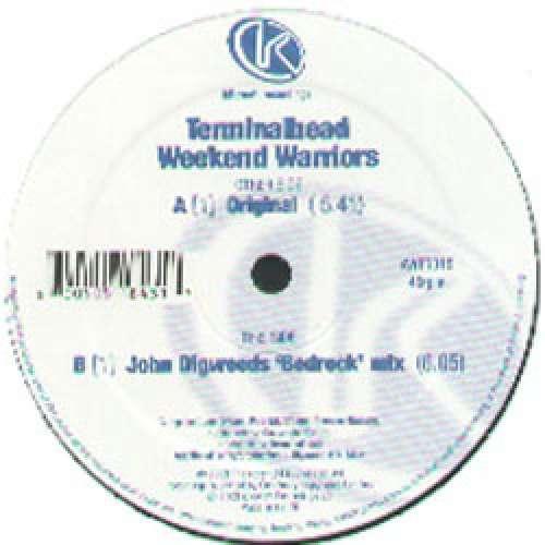 Bild Terminalhead - Weekend Warriors (12) Schallplatten Ankauf