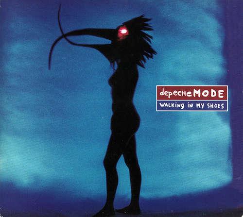 Cover Depeche Mode - Walking In My Shoes (CD, Single) Schallplatten Ankauf