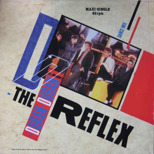 Cover Duran Duran - The Reflex (Dance Mix) (12, Maxi) Schallplatten Ankauf