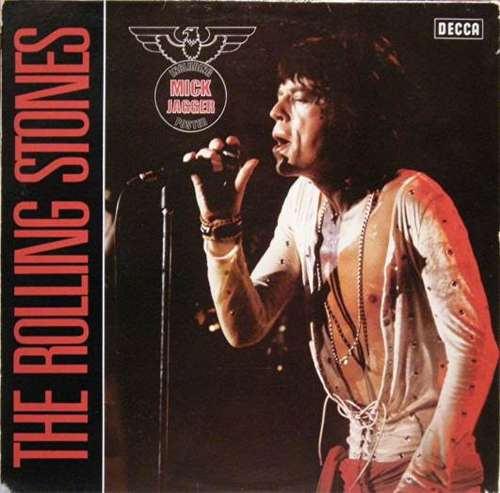 Cover The Rolling Stones Schallplatten Ankauf