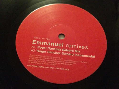 Cover Emmanuel - Guajira (Roger Sanchez Remixes) (12) Schallplatten Ankauf