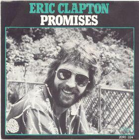 Cover zu Eric Clapton - Promises (7) Schallplatten Ankauf