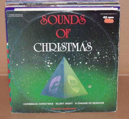 Bild Apolleon / Kaderschafka - Sounds Of Christmas (12, Maxi, Promo) Schallplatten Ankauf