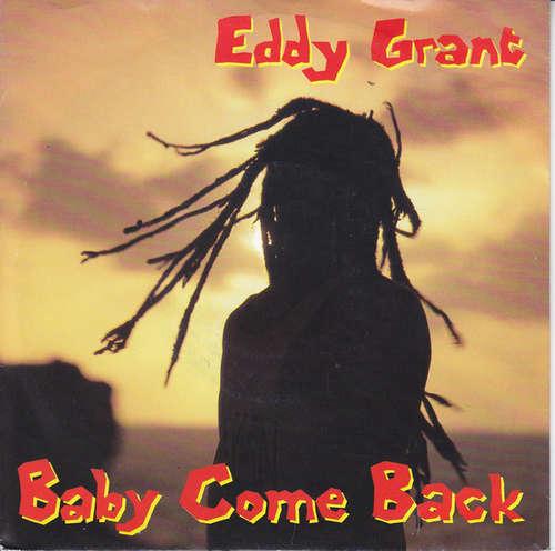 Cover Eddy Grant - Baby Come Back (7) Schallplatten Ankauf