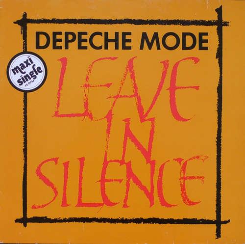 Cover Depeche Mode - Leave In Silence (12, Maxi) Schallplatten Ankauf