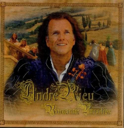 Bild André Rieu - Romantic Paradise (CD, Album) Schallplatten Ankauf