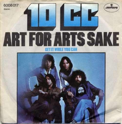 Bild 10cc - Art For Arts Sake (7, Single) Schallplatten Ankauf