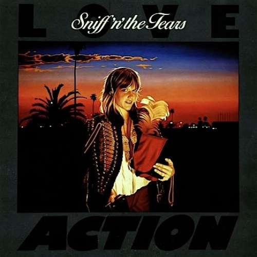 Bild Sniff 'n' The Tears - Love Action (LP, Album) Schallplatten Ankauf