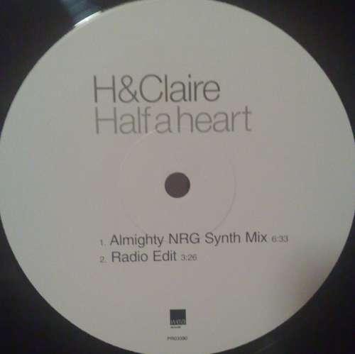 Bild H & Claire - Half A Heart (12) Schallplatten Ankauf