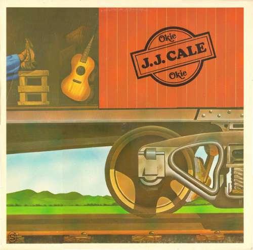 Cover zu J.J. Cale - Okie (LP, Album, RE) Schallplatten Ankauf