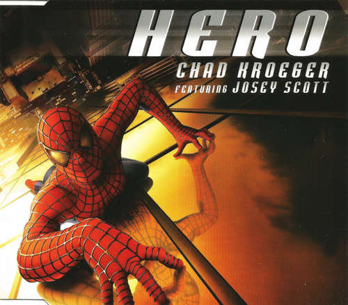 Bild Chad Kroeger Featuring Josey Scott - Hero (CD, Single, Enh) Schallplatten Ankauf