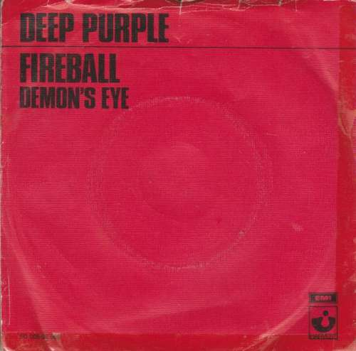 Bild Deep Purple - Fireball (7, Single, Red) Schallplatten Ankauf