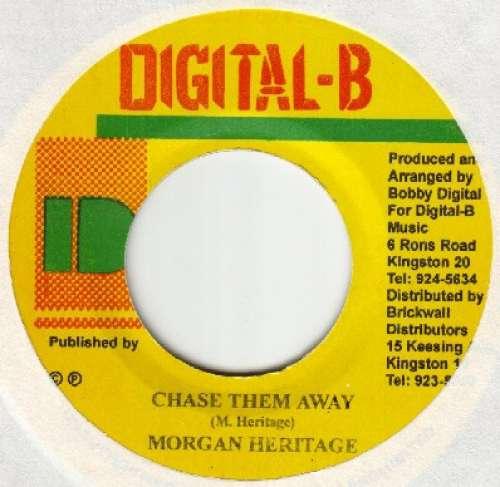 Bild Morgan Heritage - Chase Them Away (7, MP) Schallplatten Ankauf