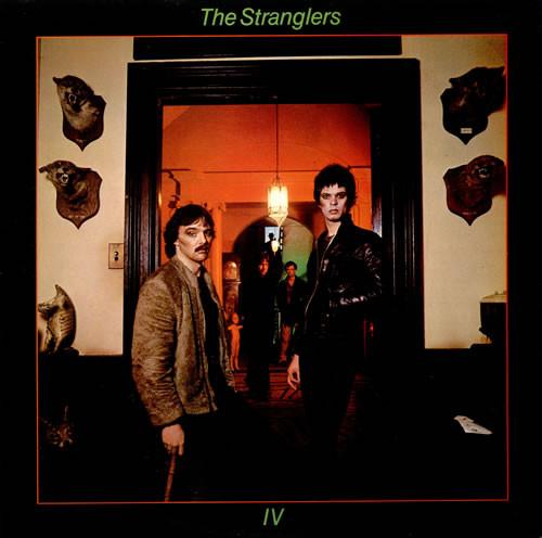 Cover The Stranglers - Stranglers IV (Rattus Norvegicus) (LP, Album) Schallplatten Ankauf