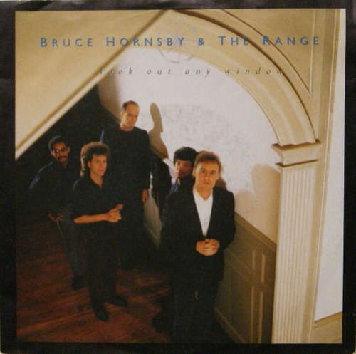 Bild Bruce Hornsby And The Range - Look Out Any Window (7, Single) Schallplatten Ankauf