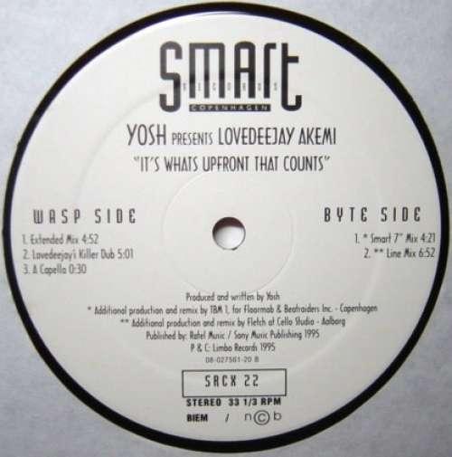 Bild Yosh Presents Lovedeejay Akemi - It's Whats Upfront That Counts (12) Schallplatten Ankauf