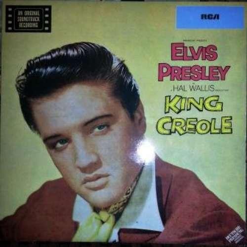 Cover Elvis Presley - King Creole (LP, Album, RE) Schallplatten Ankauf