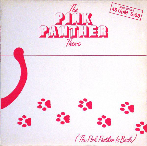 Cover Useless Tone Control - The Pink Panther Theme (The Pink Panther Is Back) (12, Maxi) Schallplatten Ankauf