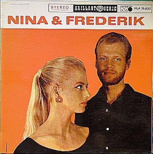 Cover zu Nina & Frederik - Nina & Frederik (LP, Album) Schallplatten Ankauf