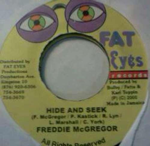Bild Freddie McGregor - Hide And Seek (7) Schallplatten Ankauf