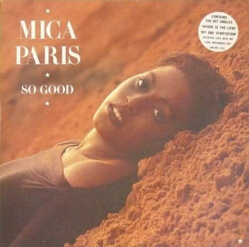 Cover Mica Paris - So Good (LP, Album) Schallplatten Ankauf