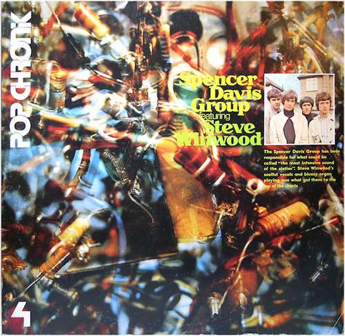 Bild Spencer Davis Group* Featuring Steve Winwood - Pop Chronik (2xLP, Comp, Mono) Schallplatten Ankauf