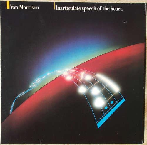 Cover Van Morrison - Inarticulate Speech Of The Heart (LP, Album) Schallplatten Ankauf
