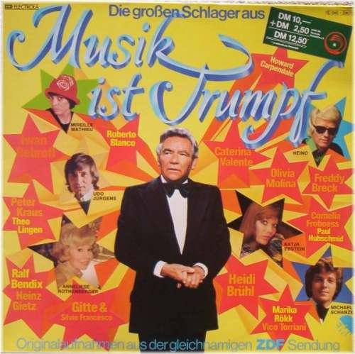 Bild Various - Die Großen Schlager Aus Musik Ist Trumpf (LP, Comp) Schallplatten Ankauf
