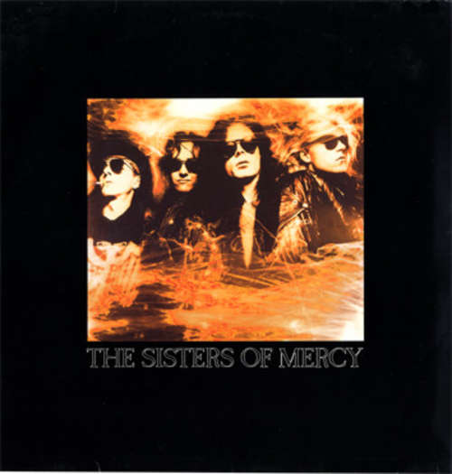 Cover The Sisters Of Mercy - Doctor Jeep (12) Schallplatten Ankauf