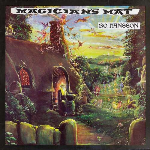 Cover Bo Hansson - Magician's Hat (LP, Album) Schallplatten Ankauf
