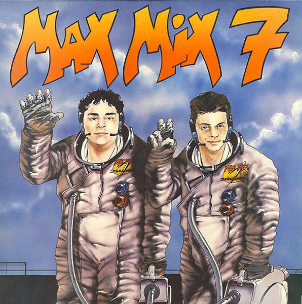 Cover Various - Max Mix 7 (LP, Mixed) Schallplatten Ankauf