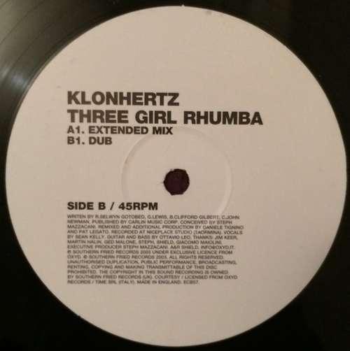 Bild Klonhertz - Three Girl Rhumba (12) Schallplatten Ankauf