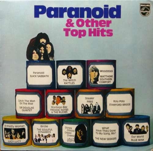 Bild Various - Paranoid & Other Top Hits (LP, Smplr) Schallplatten Ankauf