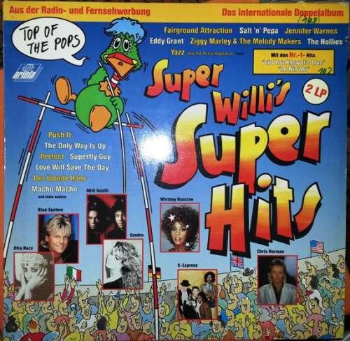 Bild Various - Super Willi's Super Hits - Die Internationalen Top-Hits (2xLP, Comp) Schallplatten Ankauf
