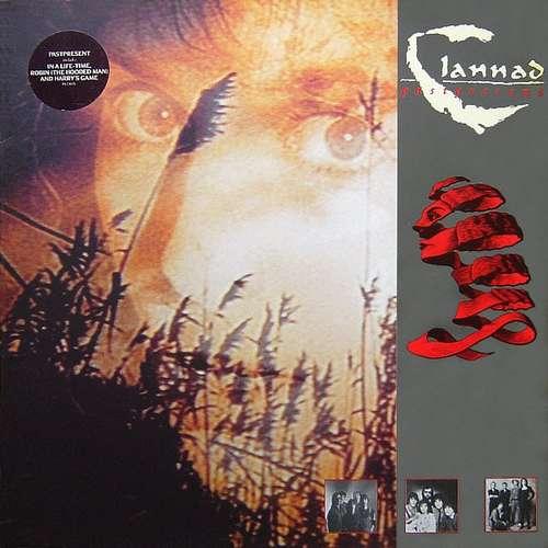 Cover Clannad - Pastpresent (LP, Comp) Schallplatten Ankauf