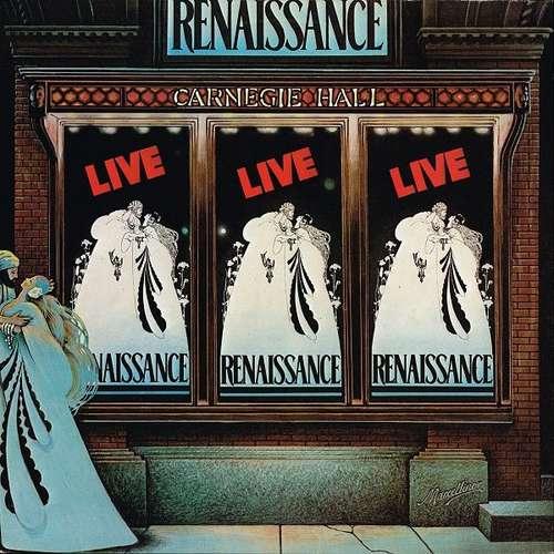 Bild Renaissance (4) - Live At Carnegie Hall (2xLP, Album, Gat) Schallplatten Ankauf