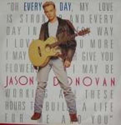 Bild Jason Donovan - Every Day (I Love You More) (12, Maxi) Schallplatten Ankauf