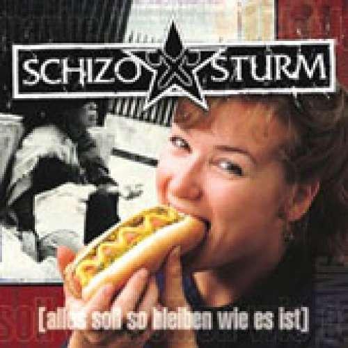Bild Schizosturm - Alles Soll So Bleiben Wie Es Ist (LP, Album) Schallplatten Ankauf